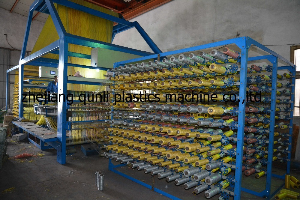 8-Shuttle Circular Loom for Ton Bag