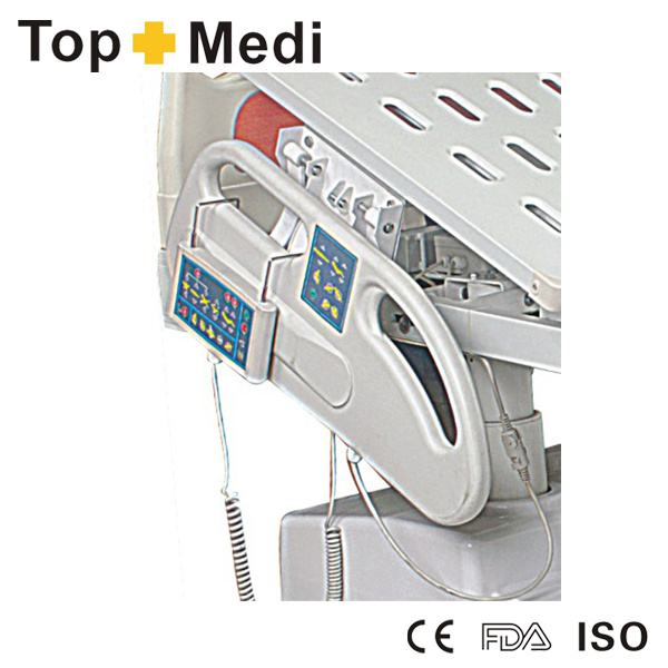 Hospital Furniture Medical Equipment X-ray Examination Electric Automatic Hospital Bed