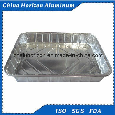 Disposable Aluminum Foil Tray for Roasting