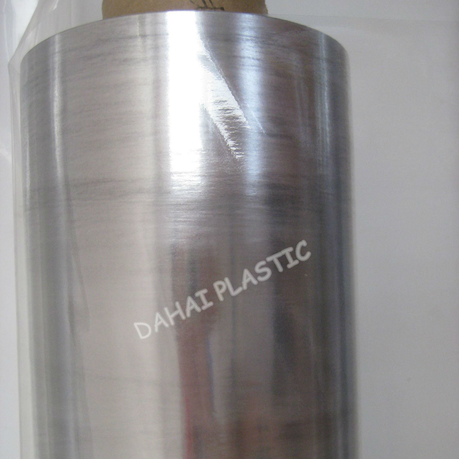 1500mm PVC Normal Clear Film for Clear Bags