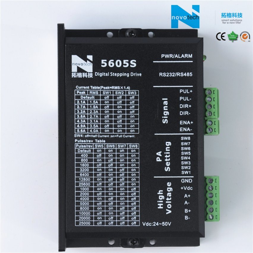 5605s Digital Two-Phase Stepper Motor Driver