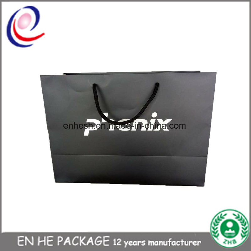 2016 Free Samples China Wholesale Brown Kraft Paper Bag