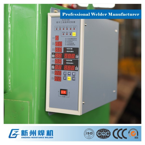 Stable Speed of Spot and Projection Welding Machine to Process The Wire Hardware