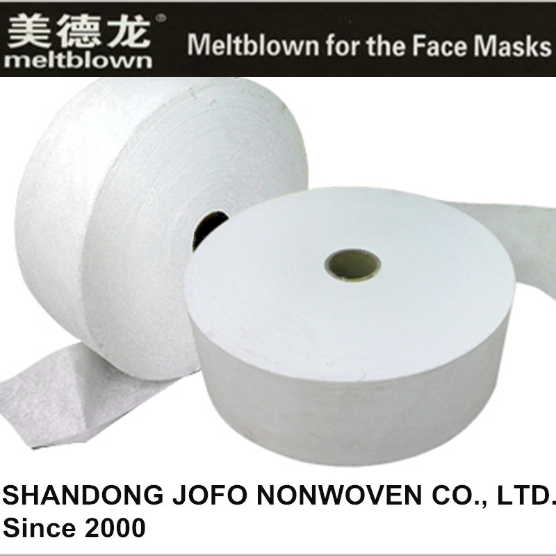 Bfe95% Meltblown Nonwoven Fabric for Face Masks