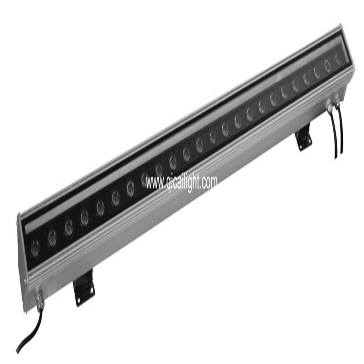 Single R/G/B LED Wall Washer - 36LED, Square (QC-R/G/B-WW-36W-S)