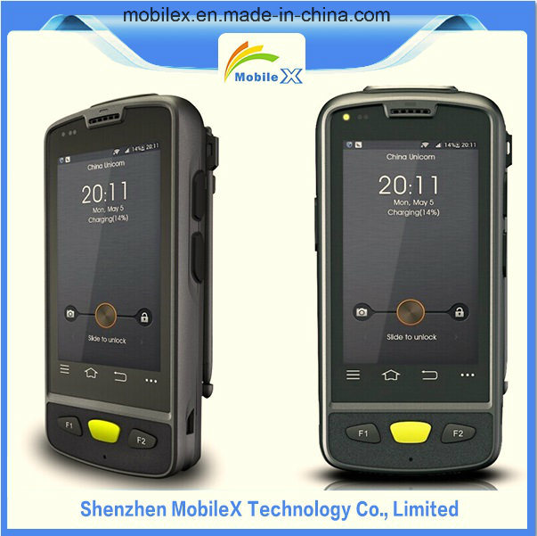 PDA with Android OS, Barcode Scanner, RFID Reader