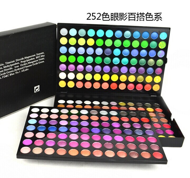 Flawless Soft Eyeshadow Colors Palette Makeup OEM Custom