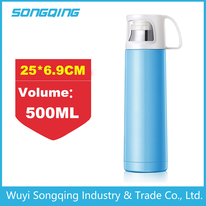 Hot Selling Custom Stainless Steel Thermos Vacuum Flask