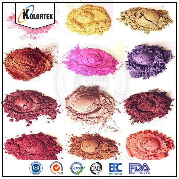 Mineral Makeup Mica Effect Pigment