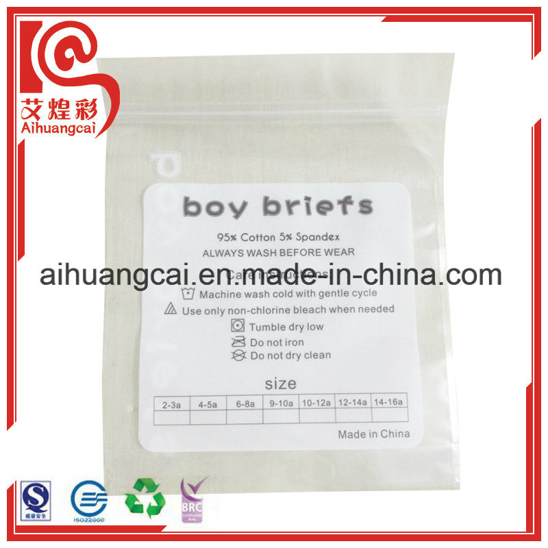 Cosmetic Bag Plastic Bag Side Seal Food Bag