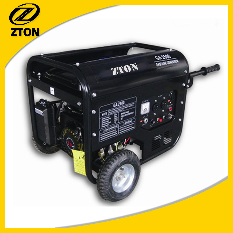 1.5kw-7kw Good Engine Petrol Portable Gasoline Generator (Set)