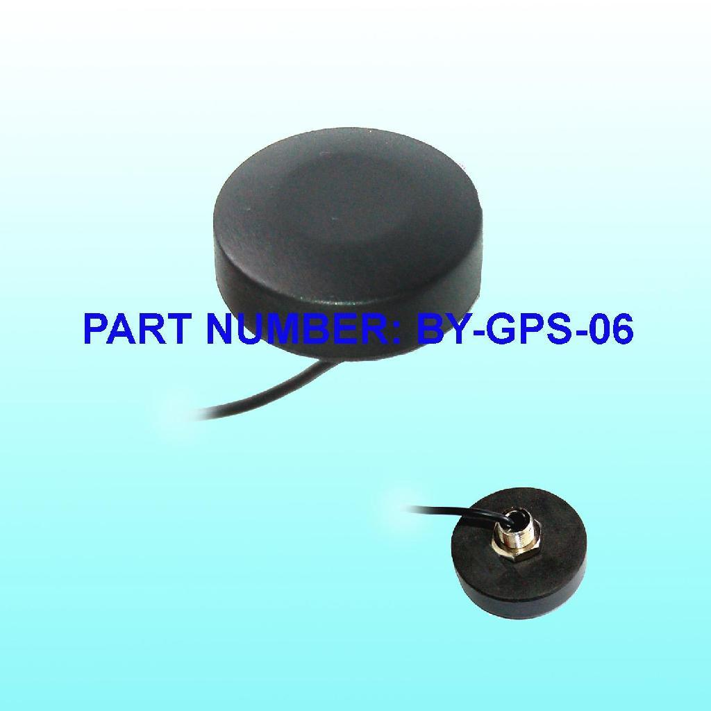 Factory Price Active High Gain Navigation GPS Antenna for Kenwood with 3m Cable and Customized Connector