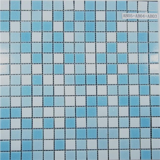 Hot Sale Ceramic Mix Mosaic for Swimming Pool
