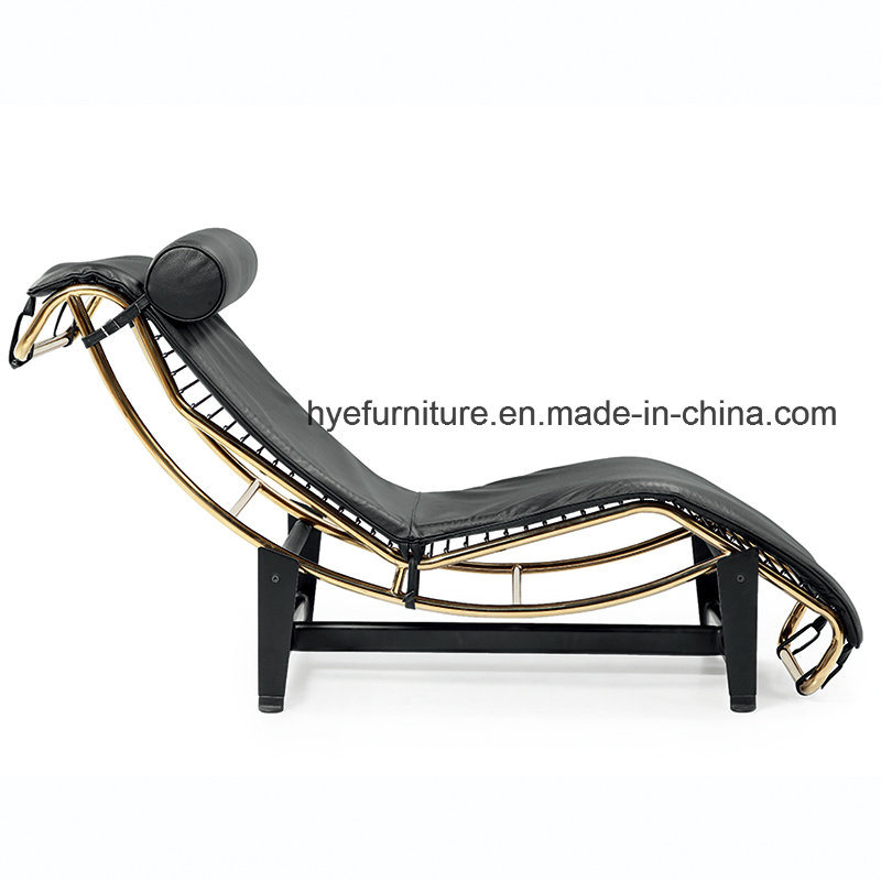 Living Room Le Corbusier Chaise High End Lounge Chair (H12)