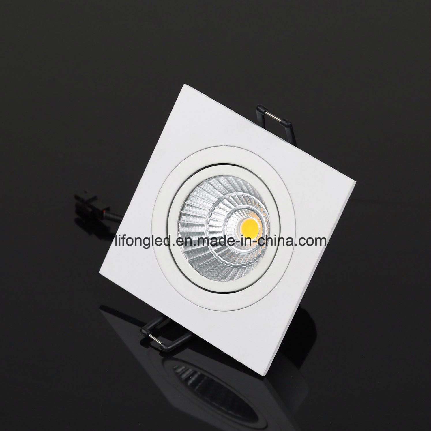 High Quality Ce RoHS Listed 7W 9W Suqare COB Light and Downlight