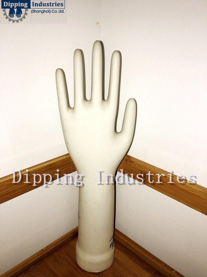 Ceramic Glove Hand Mould for PVC, Latex NBR Glove