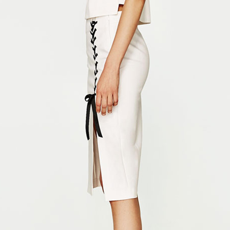 Ladies Fashion Sexy Bandage Skirt Dress
