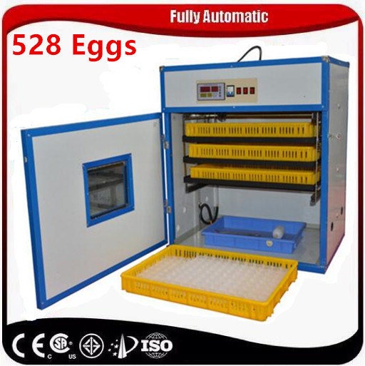 Automatic Solar Power Poultry Goose Eggs Incubators with Ce Approved