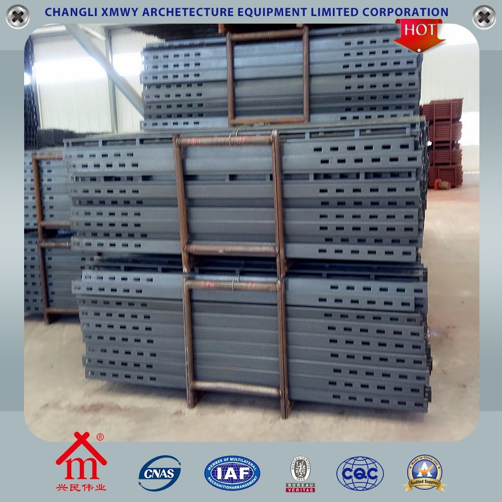 Patent Steel Concrete Wall Formwork for Constuction Instead Plastic and Aluminum Formwork