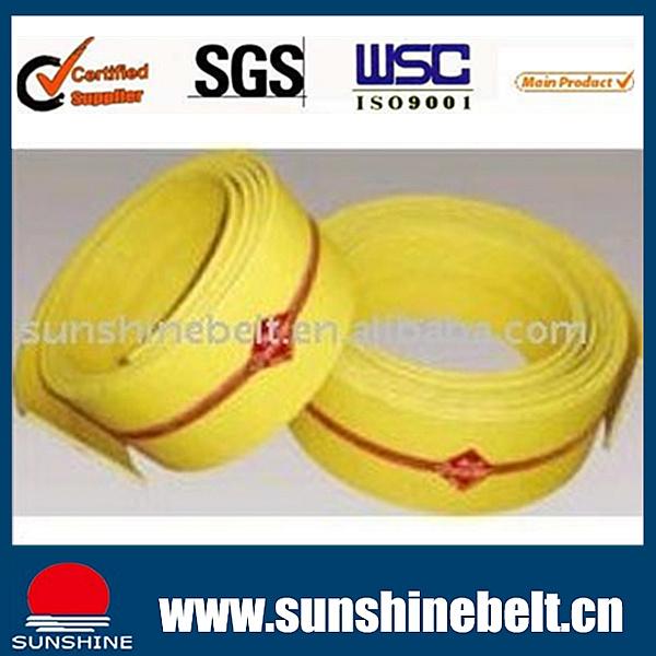 Polyester Flat Transmission Belt High Strength