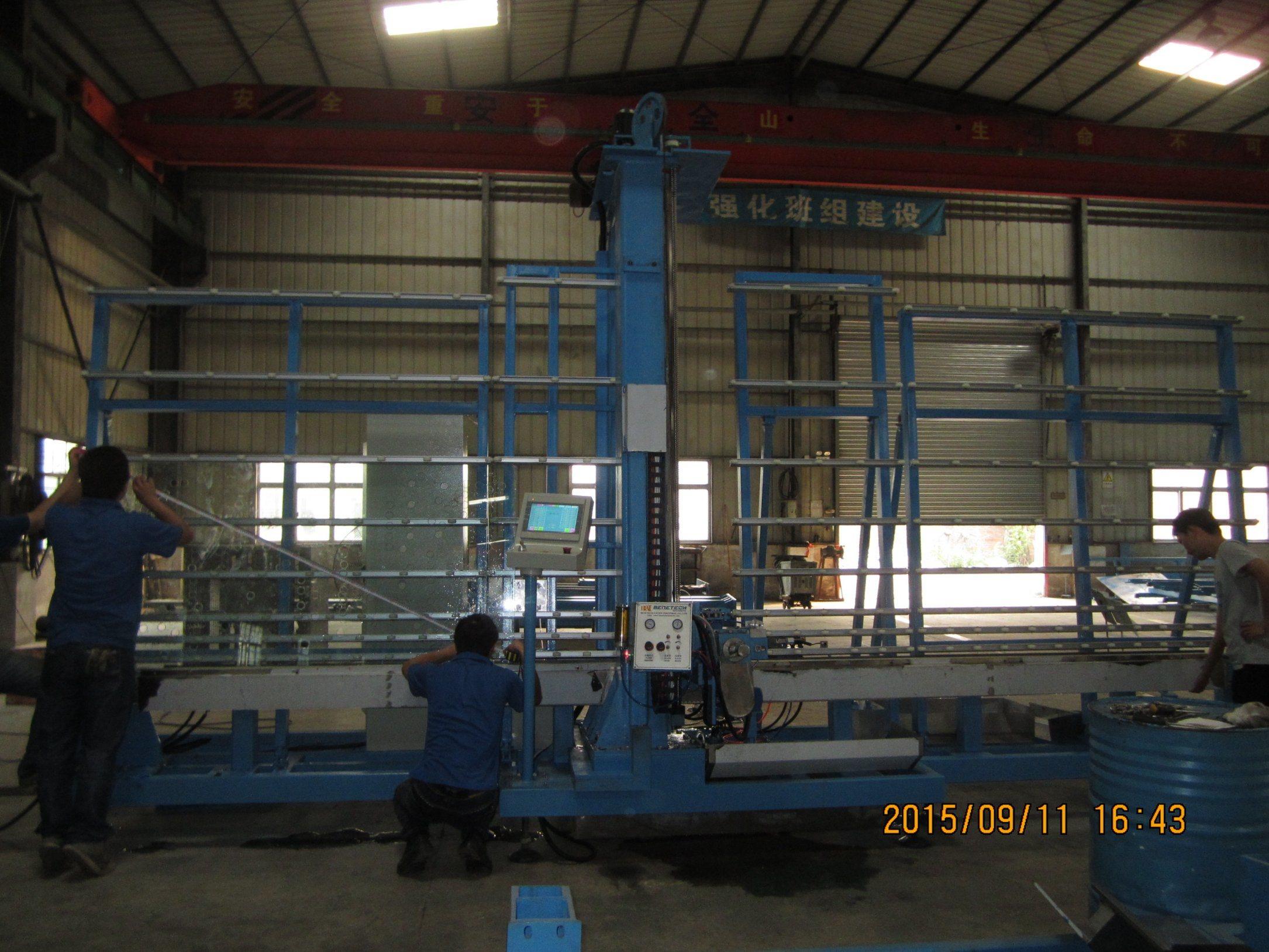Glass Drilling Machine Vertical Bvd1