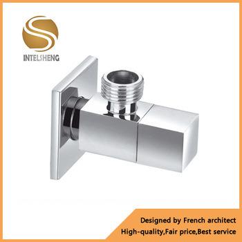 Polished Brasss Angle Valve High Quality