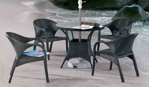 Outdoor Leisure Rattan Furniture Leisure Chair