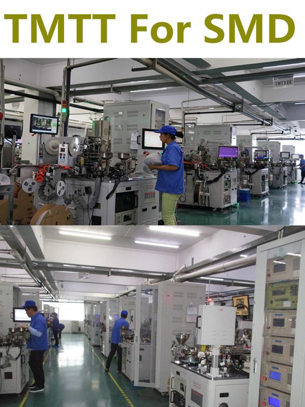 2A Schottky Barrier Rectifier Diode Ss22 Thru Ss220 SMC-Do/214ab Package
