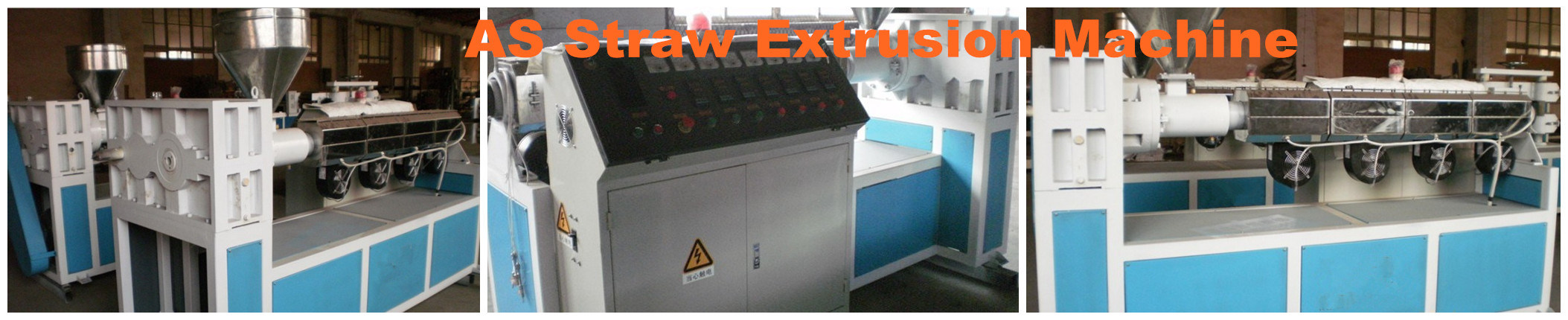 Drinking Straw Production Line/Extrusion Machine