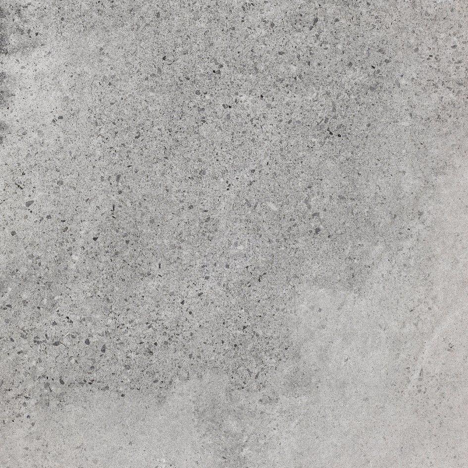 600X600mm Grey Color Cement Rustic Tile Anti-Slip Flooring Tile Lx6619W