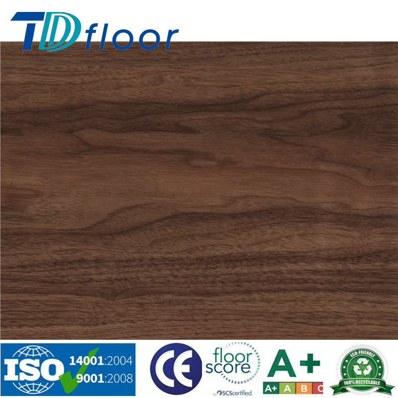High Quality Soundproof WPC Vinyl Click Flooring