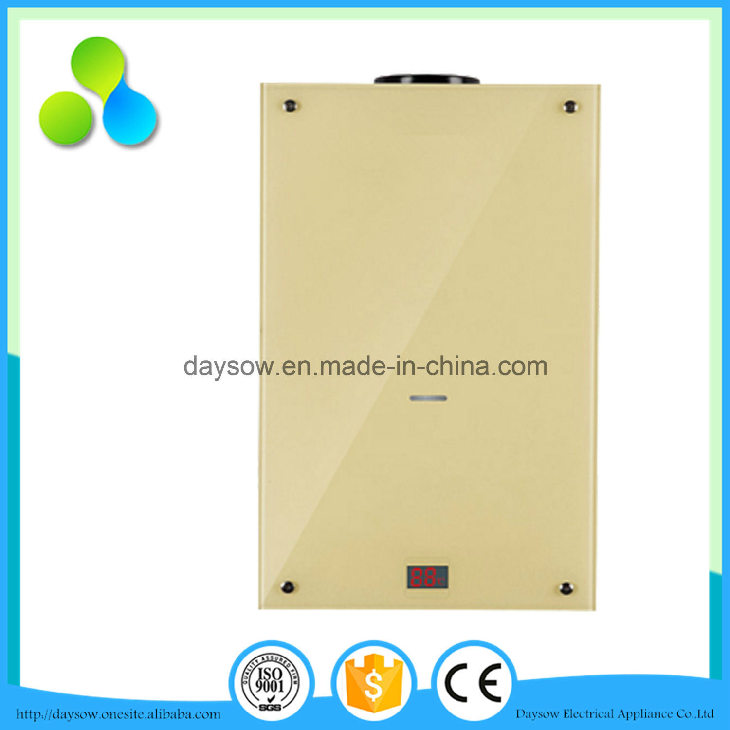 6L 8L 14L to 20L 24L Gas Water Heater