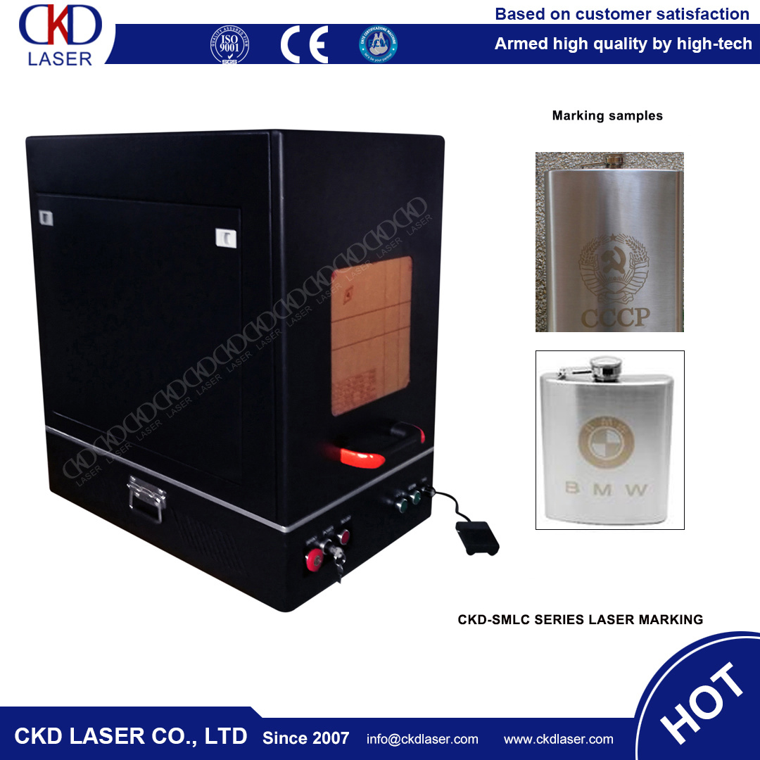 Mini Fiber Laser Marking Machine for Metal