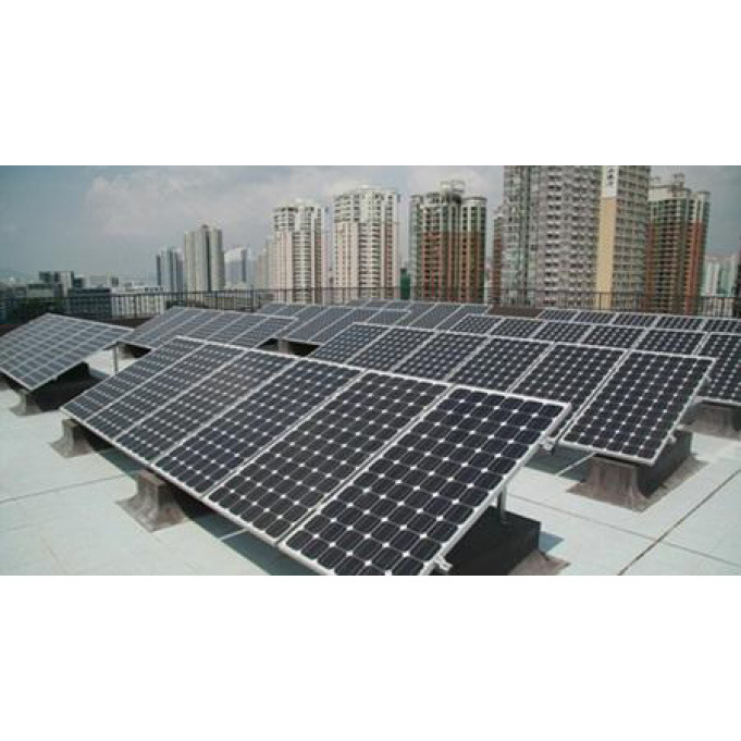Fashionable Brand Haochang Solar Home System Offering Electric Power to Home
