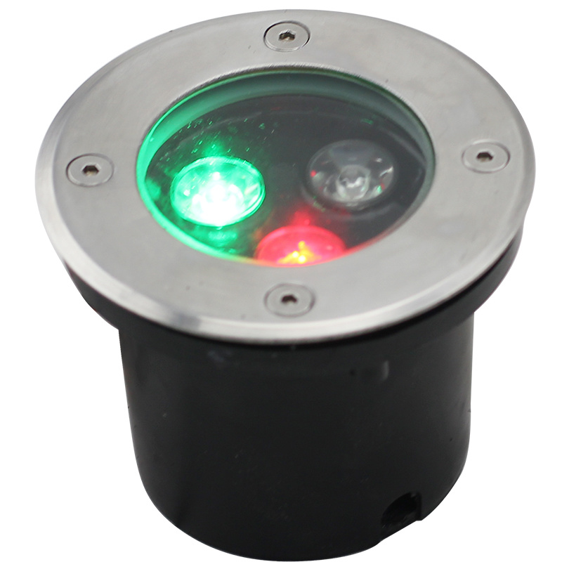 Outdoor Waterproof RGB LED Underground Light with Ce RoHS