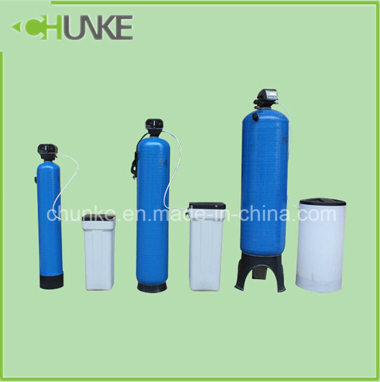 Chunke 2t/H Hard Water Softener for Boiled Water Treatment