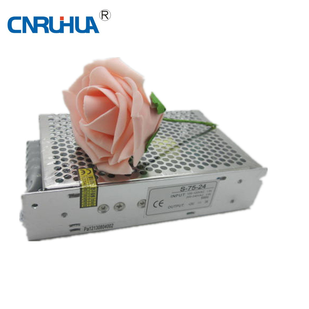 High Quality 24V Switching Power Supply S-75-24