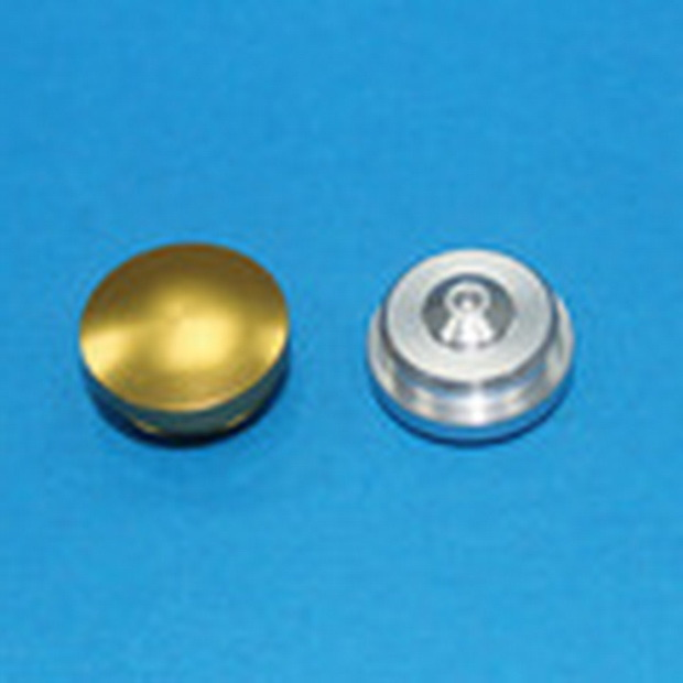 Precision Dongguan CNC Machining Aluminum Parts with Color Anodizing