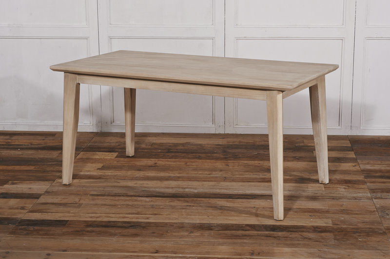 Brief Dining Table Antique Furniture (MD03-70)