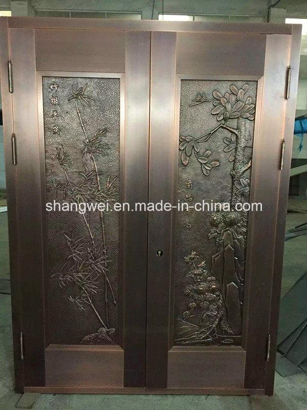 Art Copper Door