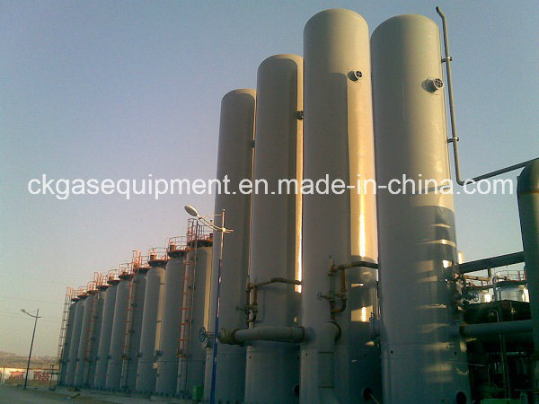 Industrial Psa Hydrogen Gas Generator Air Separation Unit
