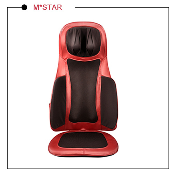 Luxury 3D Shiatsu Massage Cushion