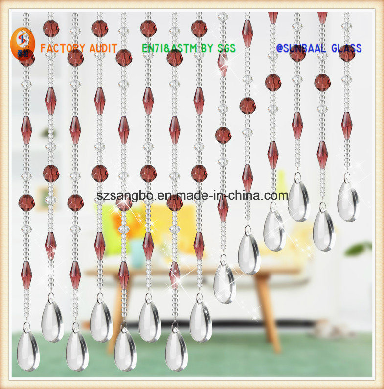 Beaded Curtain for Fashion Decoration