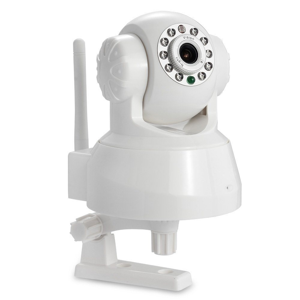 Wireless IP Camera for Home Security, WiFi/Network Surveillance Camera