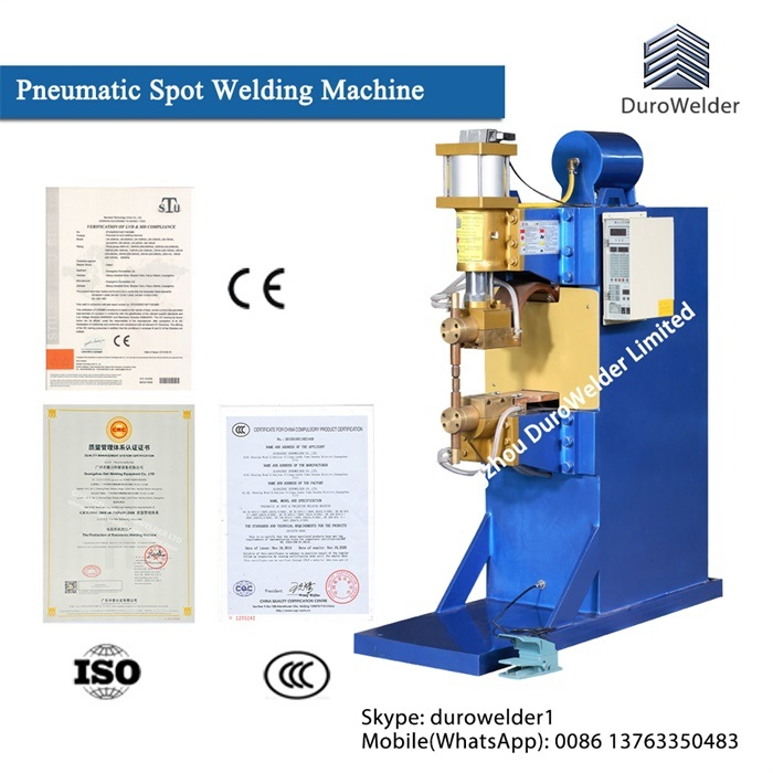 Nuts and Bolt Spot Resistance Welder
