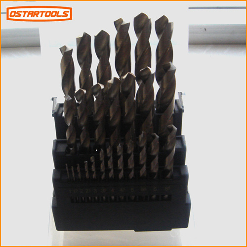 HSS with Co Twist Drill Bits