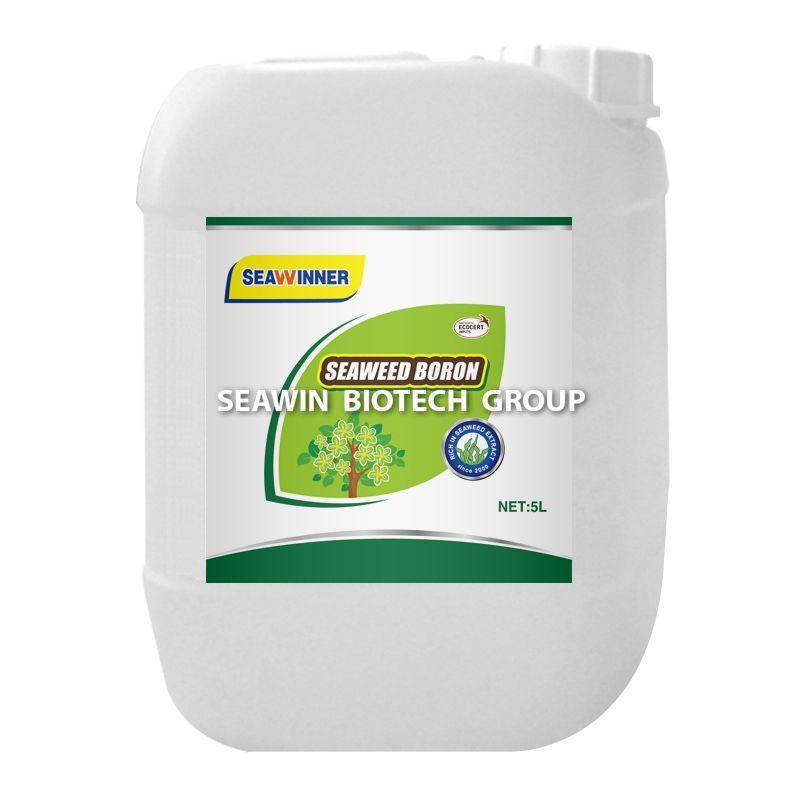 Seaweed Extract Organic Fertilizer (Seaweed Boron)