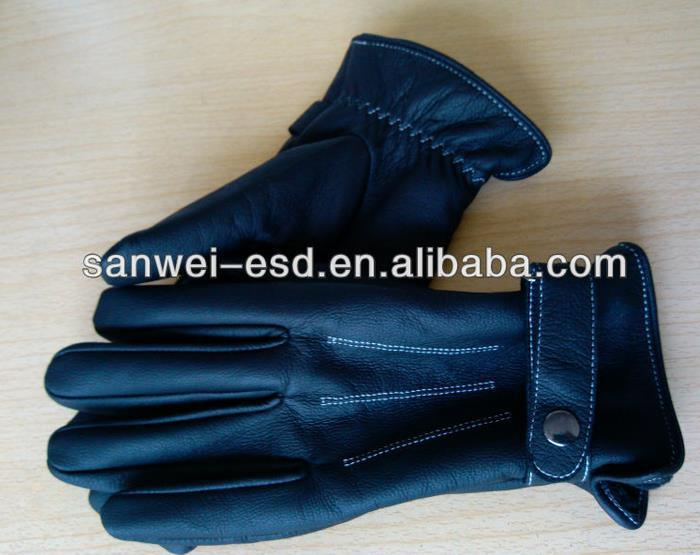 Conductive PU Man-Made Leather (3W-13001)