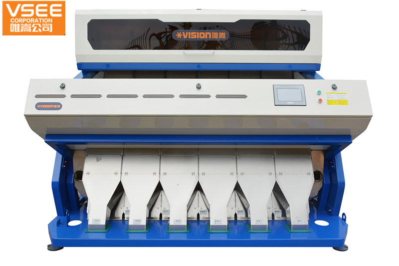 Wholesale 2017 New Products CCD Dual Camera Parboiled Rice Mills Color Sorter