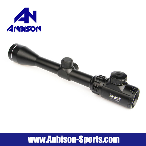 Airsoft 3-9X40e Red/Green Illuminated Rifle Scope